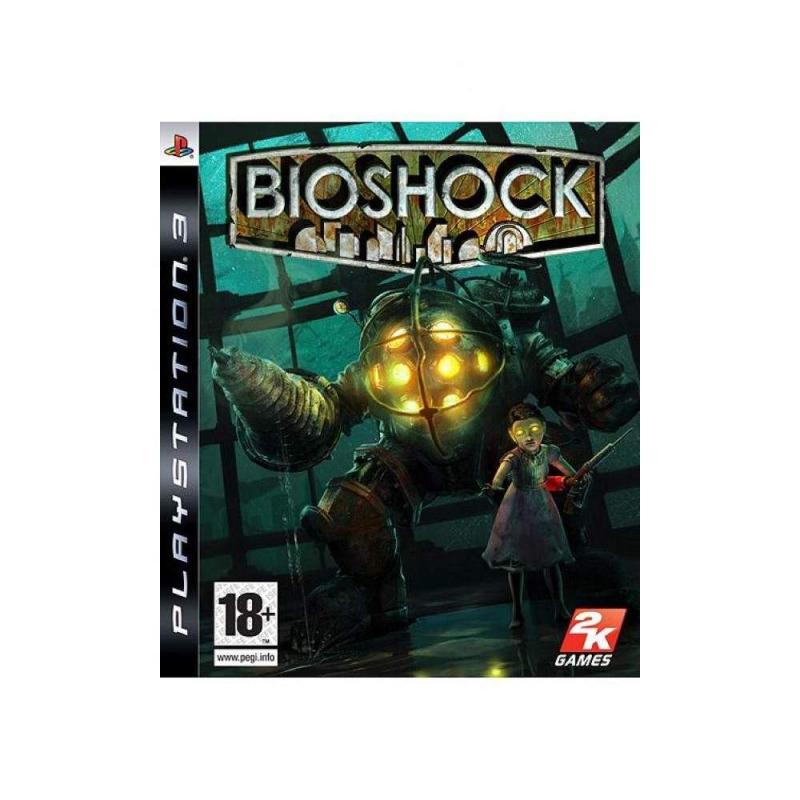 Диск для PS3 BIOSHOCK