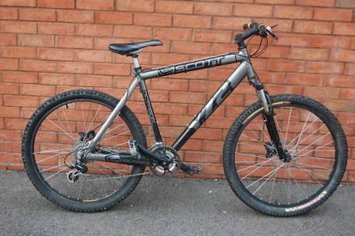 Велосипед Scott YZ2