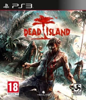Диск PS3 Dead Island