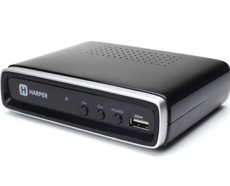 TV-тюнер HARPER HDT2-1200