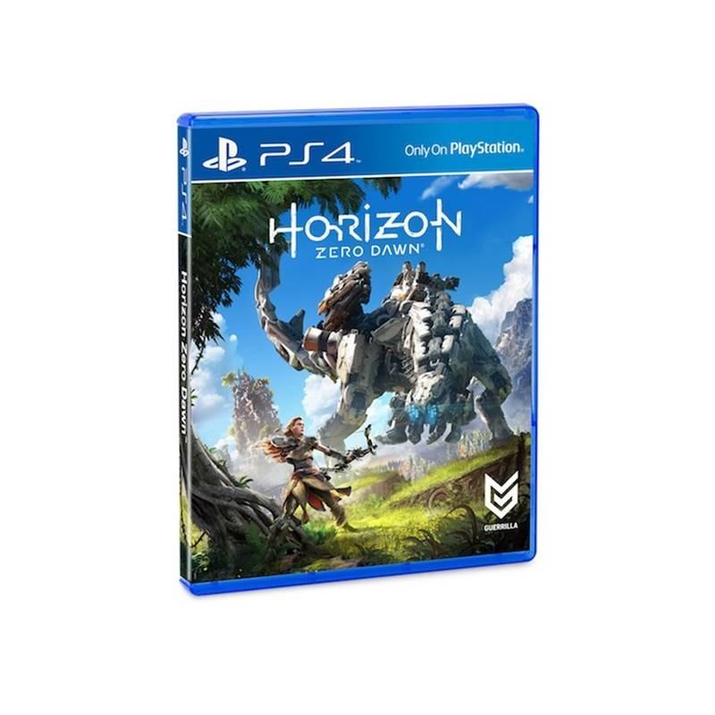 Диск PS-4 Horizon