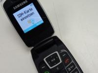 Samsung Мобильный телефон sgh c260