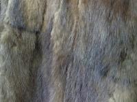 Шуба Норка (90 см)