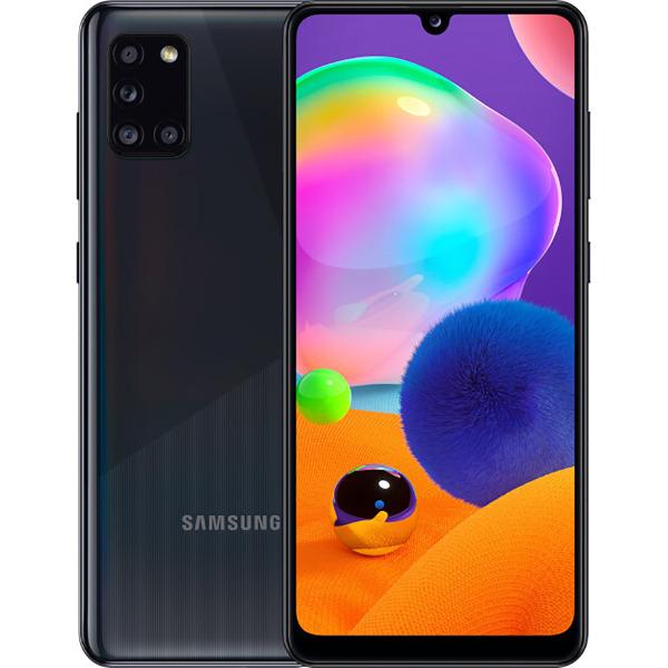 Мобильный телефон Samsung Galaxy A31 128GB Black