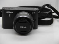 Nikon J1 Kit 10-30mm + SD 16 gb