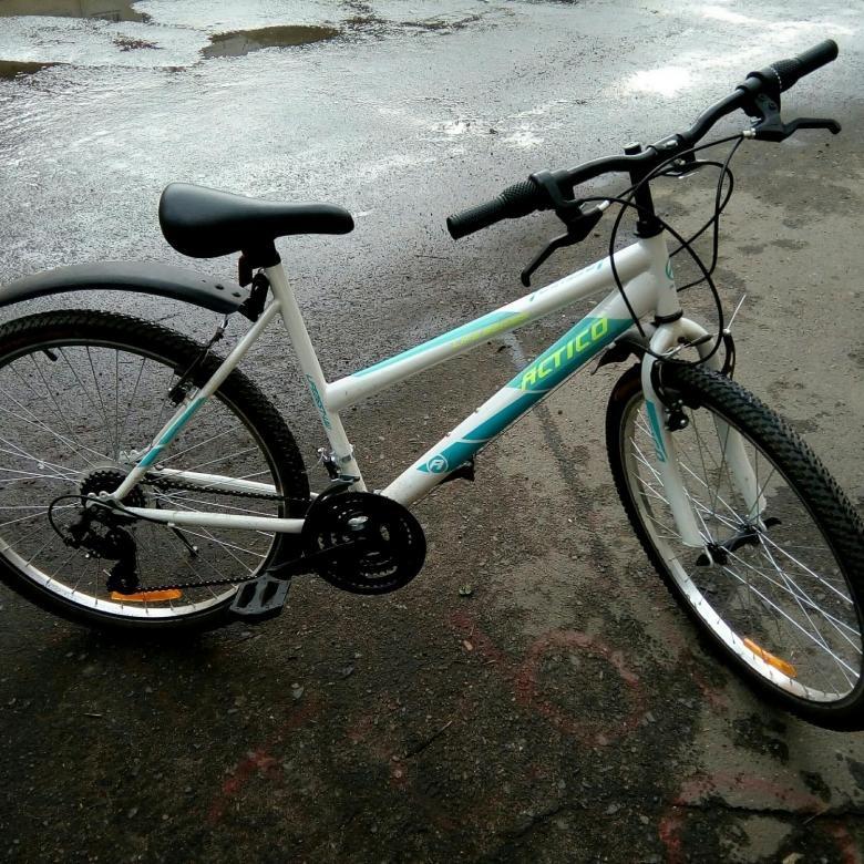 Велосипед Actico Life 265T-U