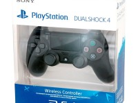 Джойстик PlayStation DualShock 4 Black