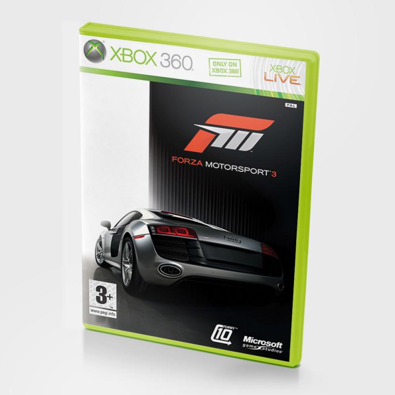 Диск для Xbox 360 Forza Motor Sport3