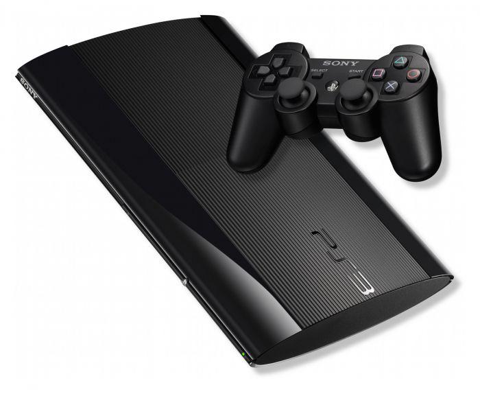Игровая приставка PS 3 500GB