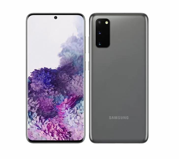 Мобильный телефон Samsung Galaxy S20 Gray 8/128