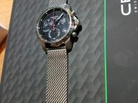 часы Certina ds podium 536.7029\7129a,б/у,п/ц коробка,фирм. пакет