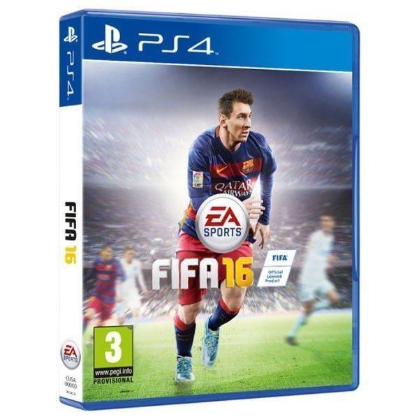 Диск для PS4 FIFA 2016