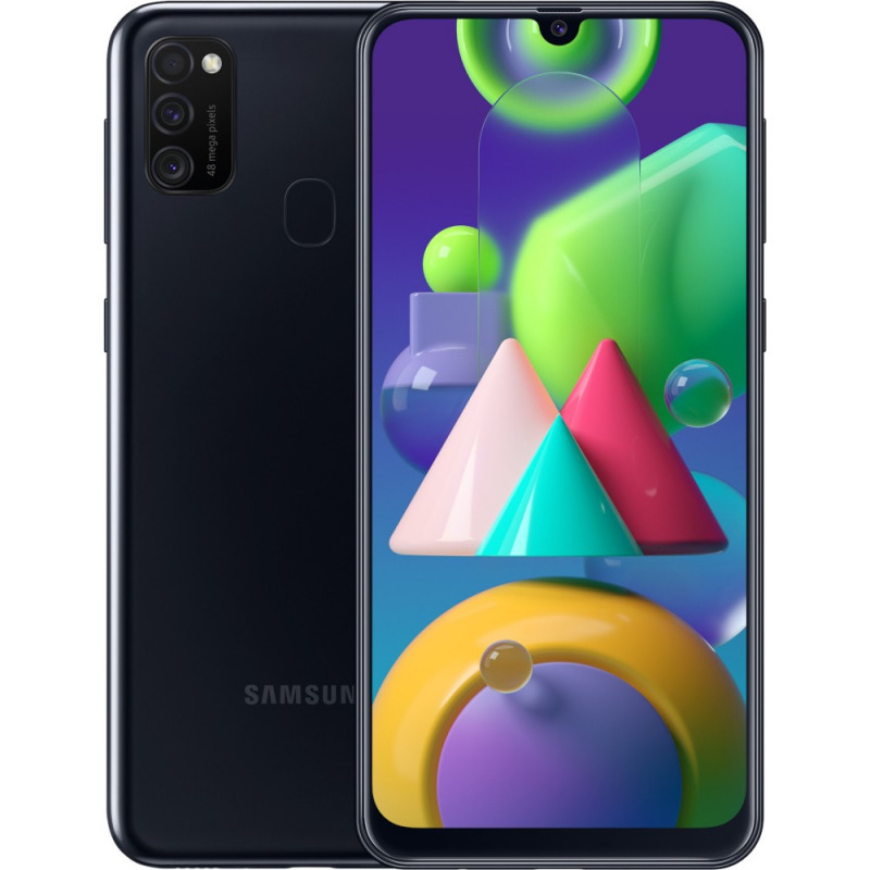 Смартфон Samsung Galaxy M21 4/64GB
