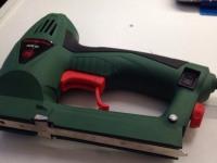 Степлер электрический Hammer Flex HPE 10