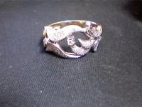 Кольцо с камнем Золото 585 (14K) вес 4.38 г