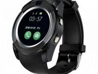 Smart часы Орбита WD-10 Чёрные