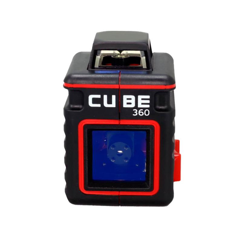 Лазерный уровень самовыравнивающийся ADA instruments CUBE 360 Basic