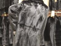 Шуба из меха норки 46-48