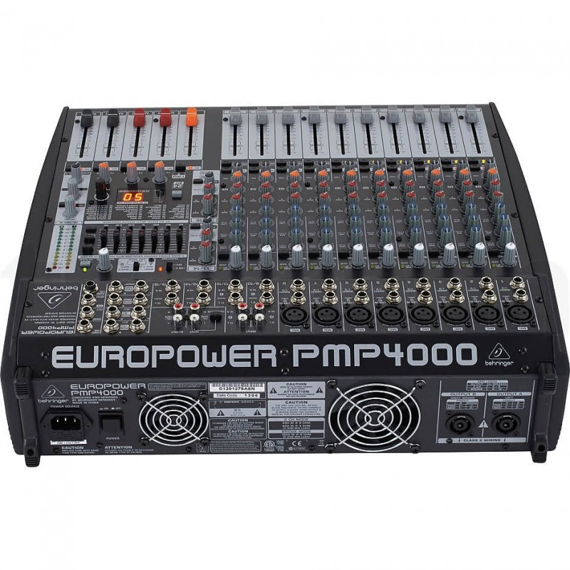 Активный микшер EUROPOWER PMP4000