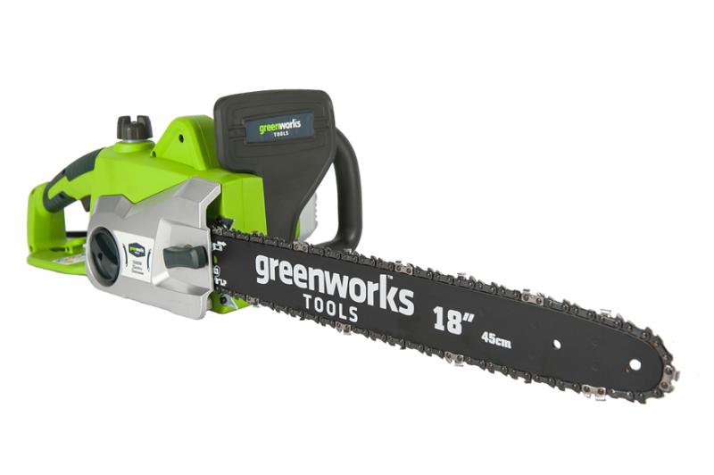 Электрическая пила greenworks GCS2046 2000 Вт