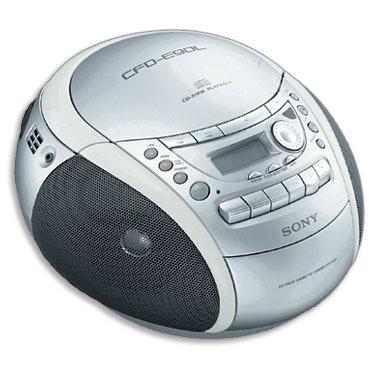 Магнитола Sony CFD-E90