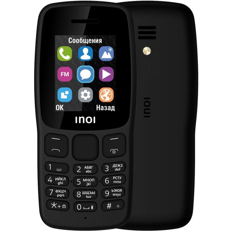 Телефон INOI 100, черный