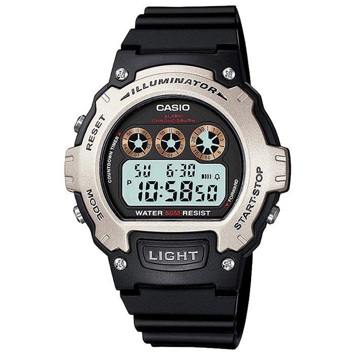 Часы Casio W214H-1A