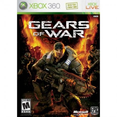 Диск для Xbox 360 Gears of War