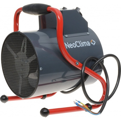 Электрическая тепловая пушка NeoClima ТПК-3 (3 кВт)