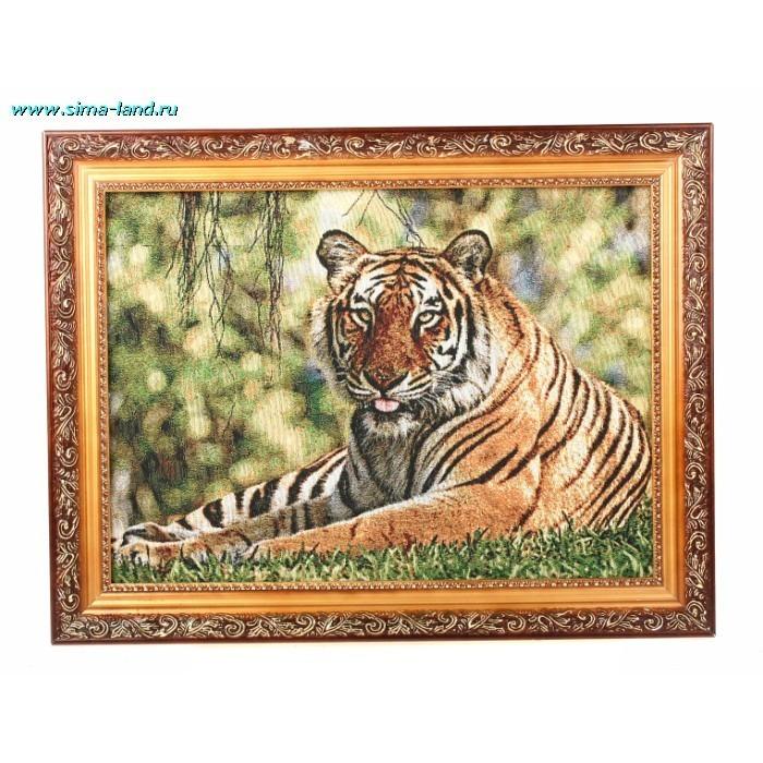 Картина тигр 84х64