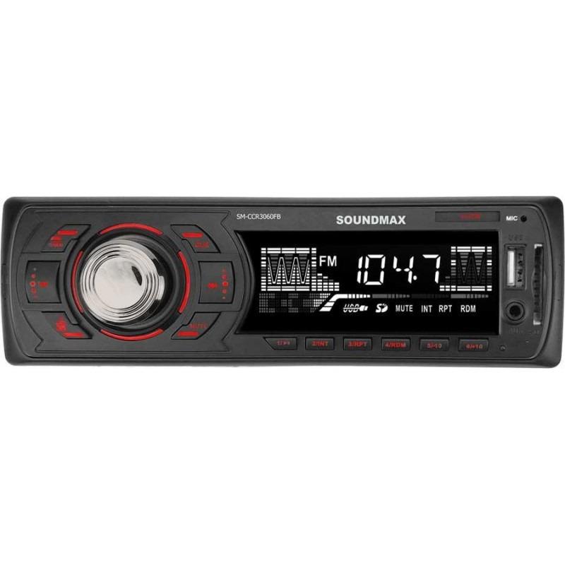 Автомагнитола Soundmax CCR3122F