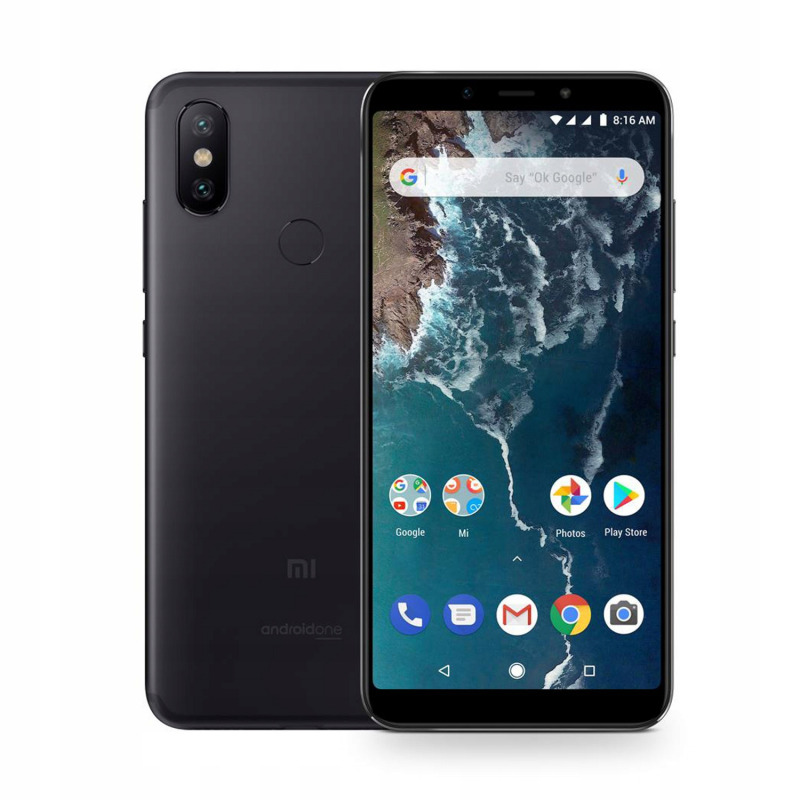 Смартфон Xiaomi Mi A2 4/64GB Android One
