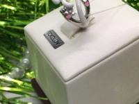 Кольцо  Серебро 925 вес 4.31 г