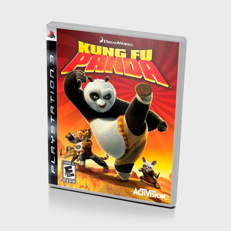 Диск PS3 KUNG FU PANDA