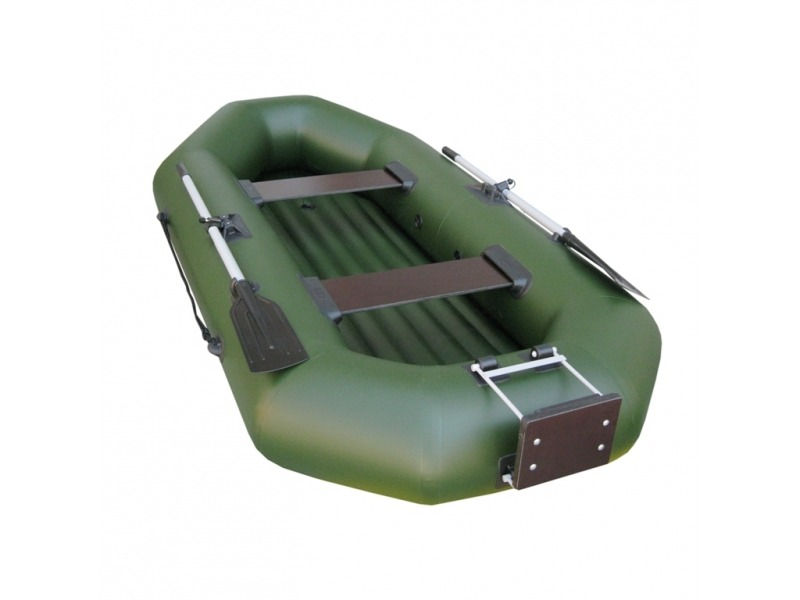 Надувная лодка  Тонар Шкипер 260 НТ
