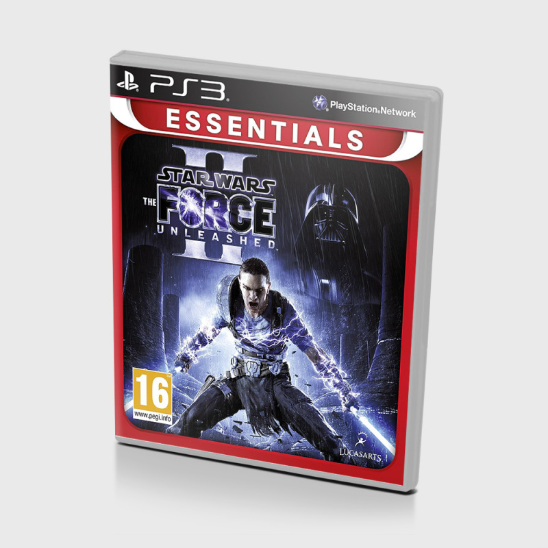 Диск для PS3 Star Wars: The Force Unleashed II