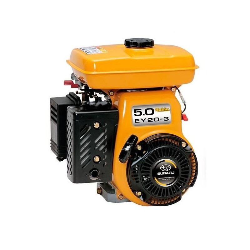 Бензиновый двигатель ROBIN SUBARU EY20-3D (5 Л.С.)