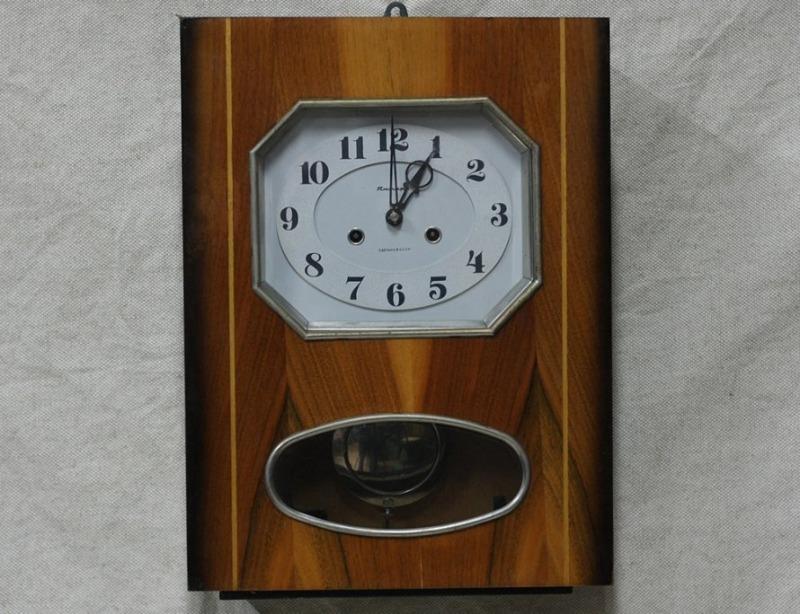 Часы Янтарь с боем
