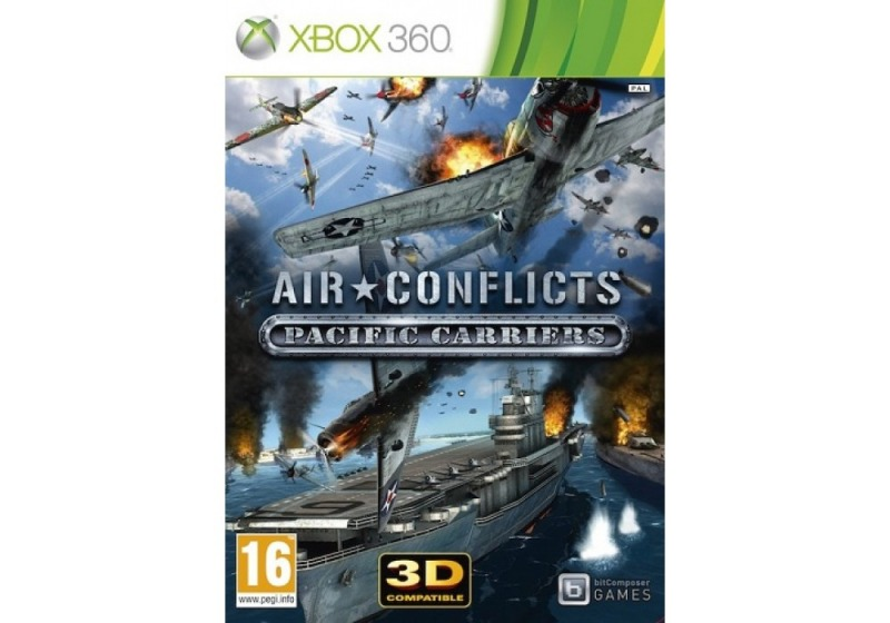 Диск на Xbox 360 AIR Conflicts