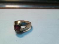 Кольцо с камнем Золото 585 (14K) вес 3.43 г