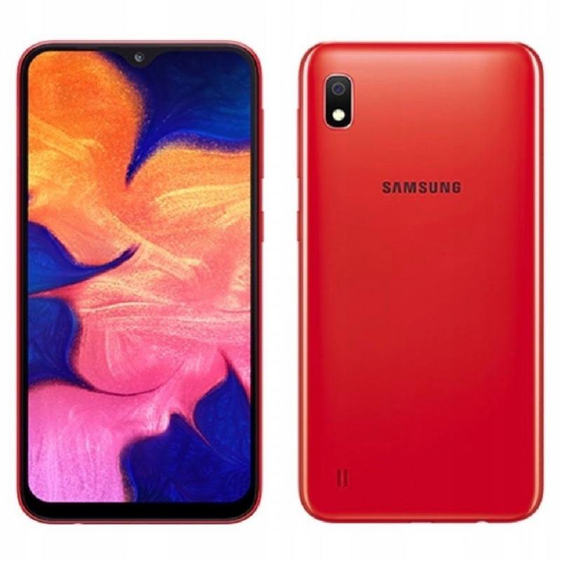 Смартфон Samsung Galaxy A10(Red)