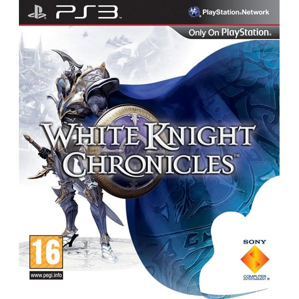 Диск PS3 White Knight Chronicles