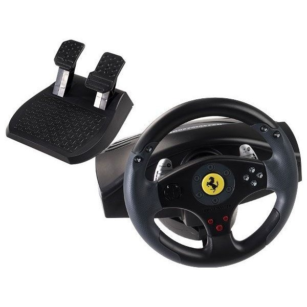 Руль Thrustmaster Ferrari GT 2-in-1 Rumble Force