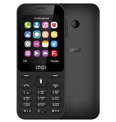 Телефон INOI 241, черный