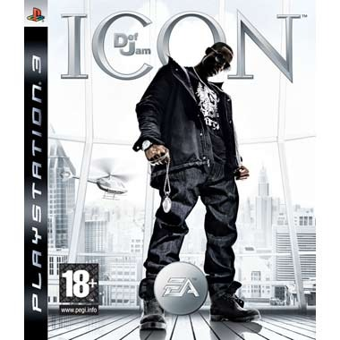 Диск PS3 Def Jam: Icon