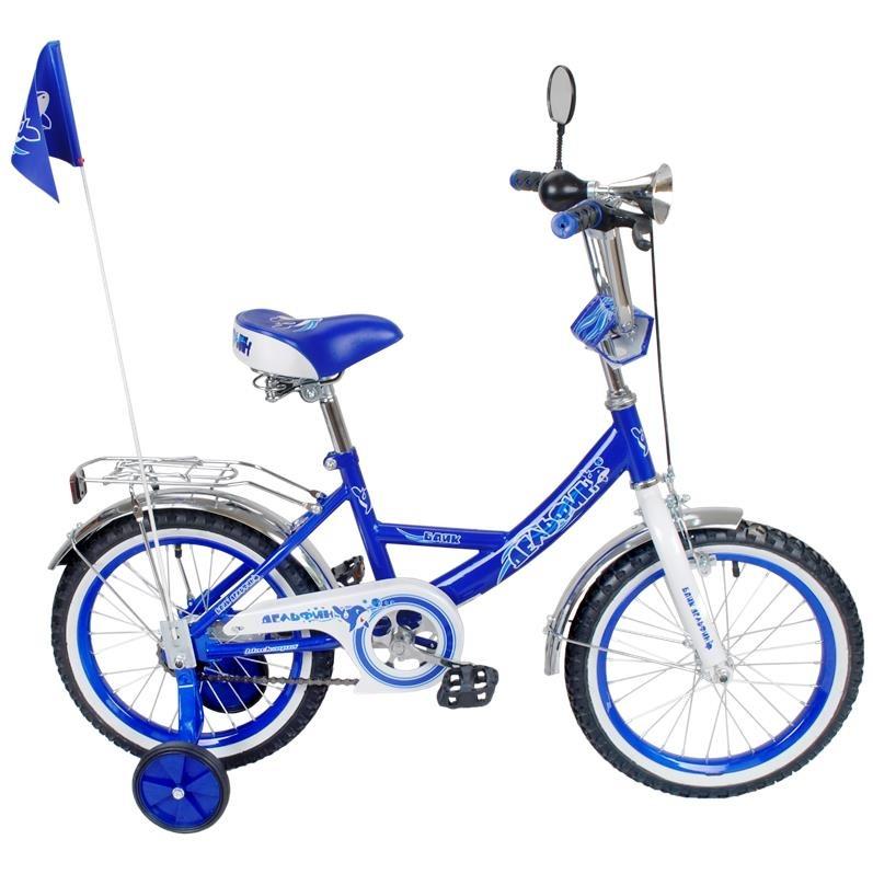Детский велосипед BlackAqua Дельфин 18 (2015)