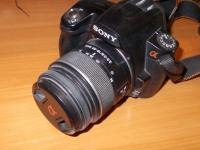 Ф/т Sony A290, б/у, п/ц, з/у, сумка