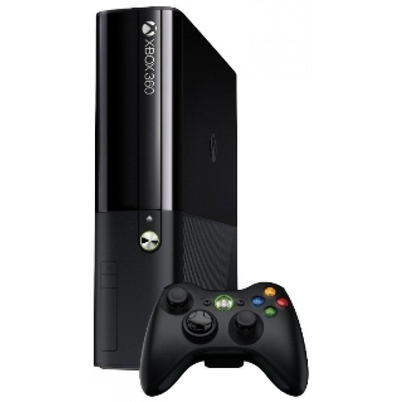 Игровая приставка Microsoft Xbox 360 E 4 ГБ