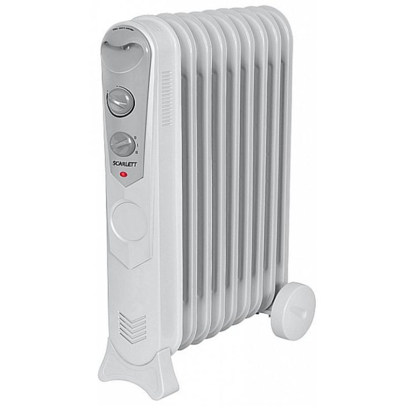 Масляный радиатор Scarlett SC-1150