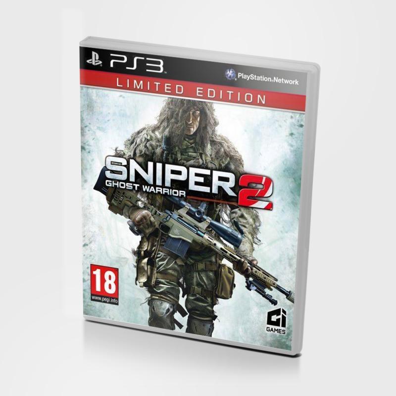 Диск для Sony PS3 Sniper2 Ghost warrior